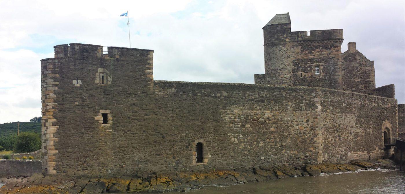 Blackness Castle - Edinburgh Cruise Ship Tours