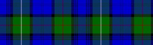 Clan Mackenzie Tartan - Scottish Clan Tours from Inverness