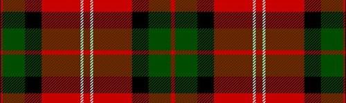 Clan Mackintosh Tartan - Scottish Clan Tours from Inverness
