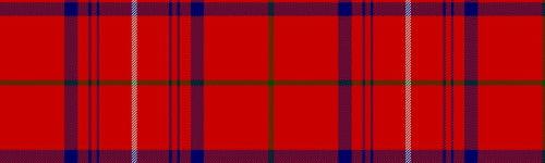 Clan Rose Tartan - Scottish Clan Tours from Inverness