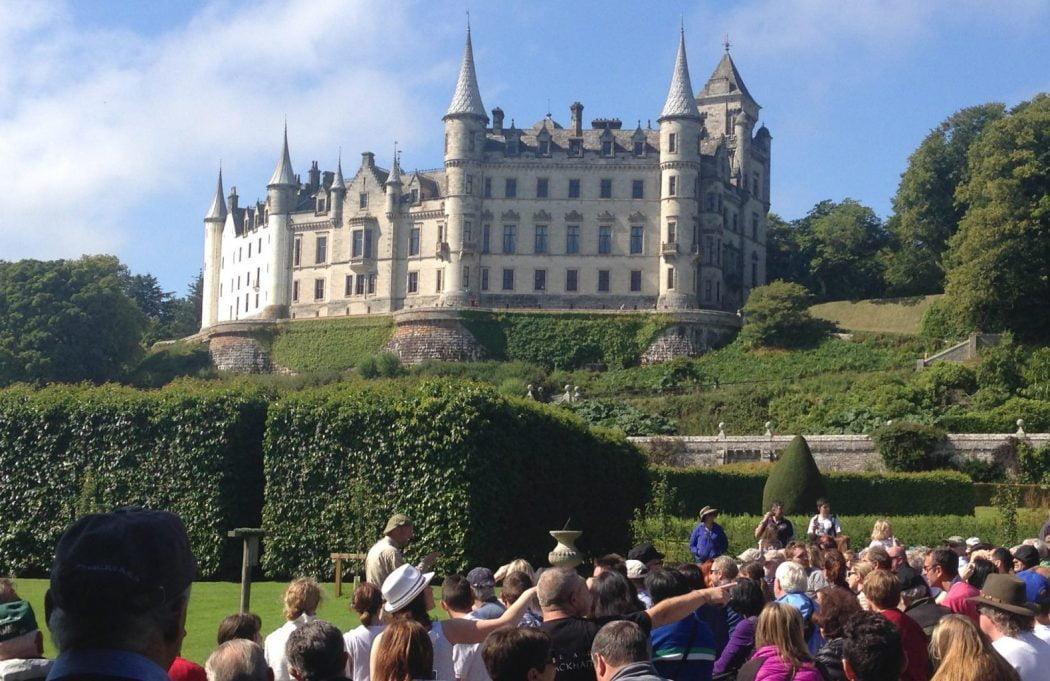 Dunrobin Castle - Tours from Invergordon Cruise Port