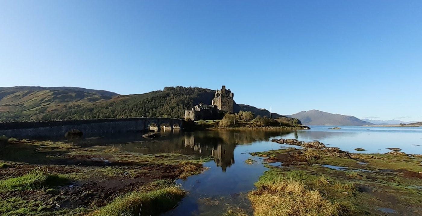Eilean Donan Castle - Glencoe and West Highlands Tours