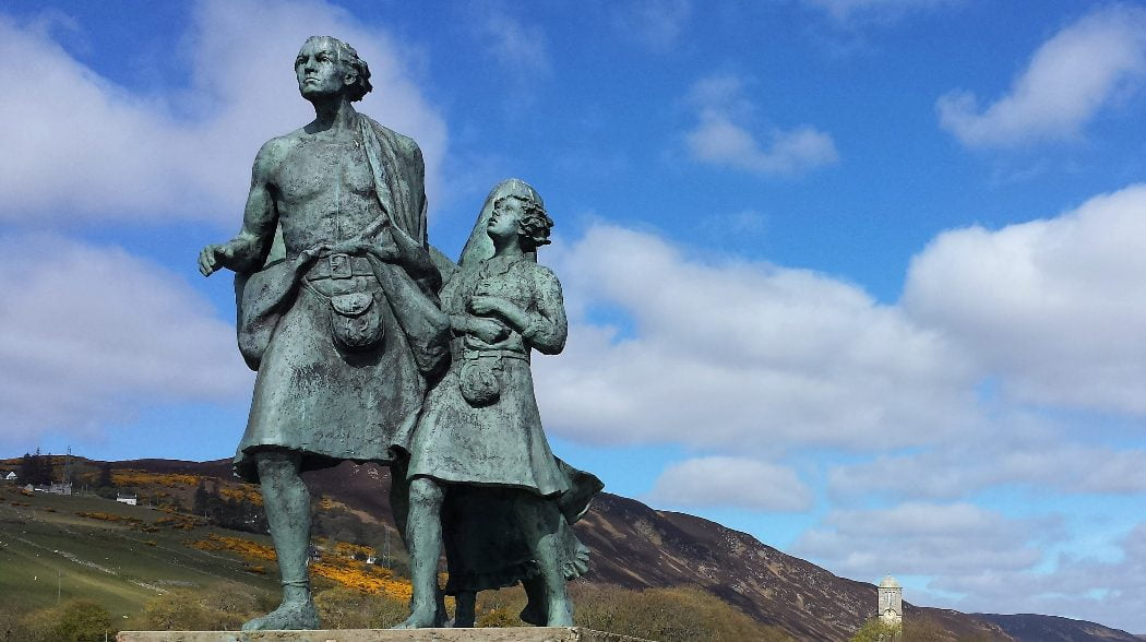 Emigrant Statue - North Coast 500 Tours from Inverness