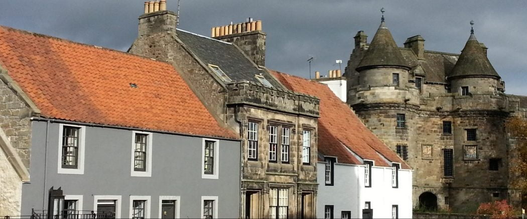 Falkland - Edinburgh Cruise Ship Tours