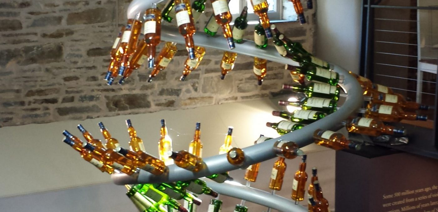 Glenlivet Whisky Helix - Whisky Distillery Tours from Inverness