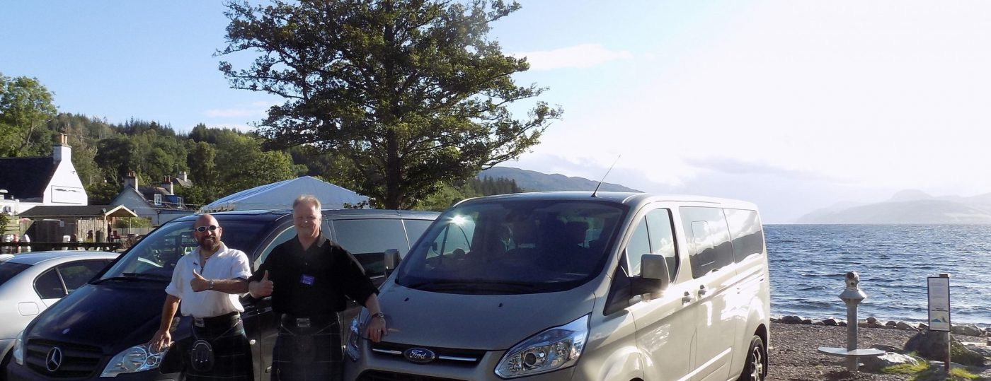 Guides at Loch Ness - Inverness & Local Area Tours