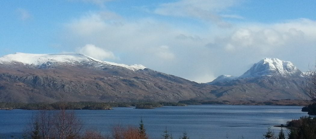 Loch Maree - North Coast 500 Tours from Inverness