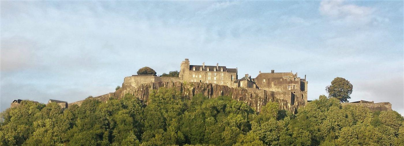 Stirling Castle - Greenock Cruise Ship Tours