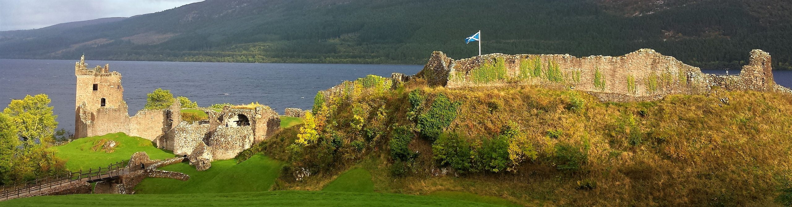 Urquhart Castle and Loch Ness - Tours from Invergordon Cruise Port
